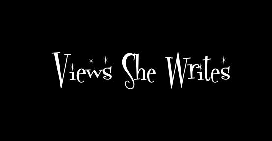 Views She Writes - Logo